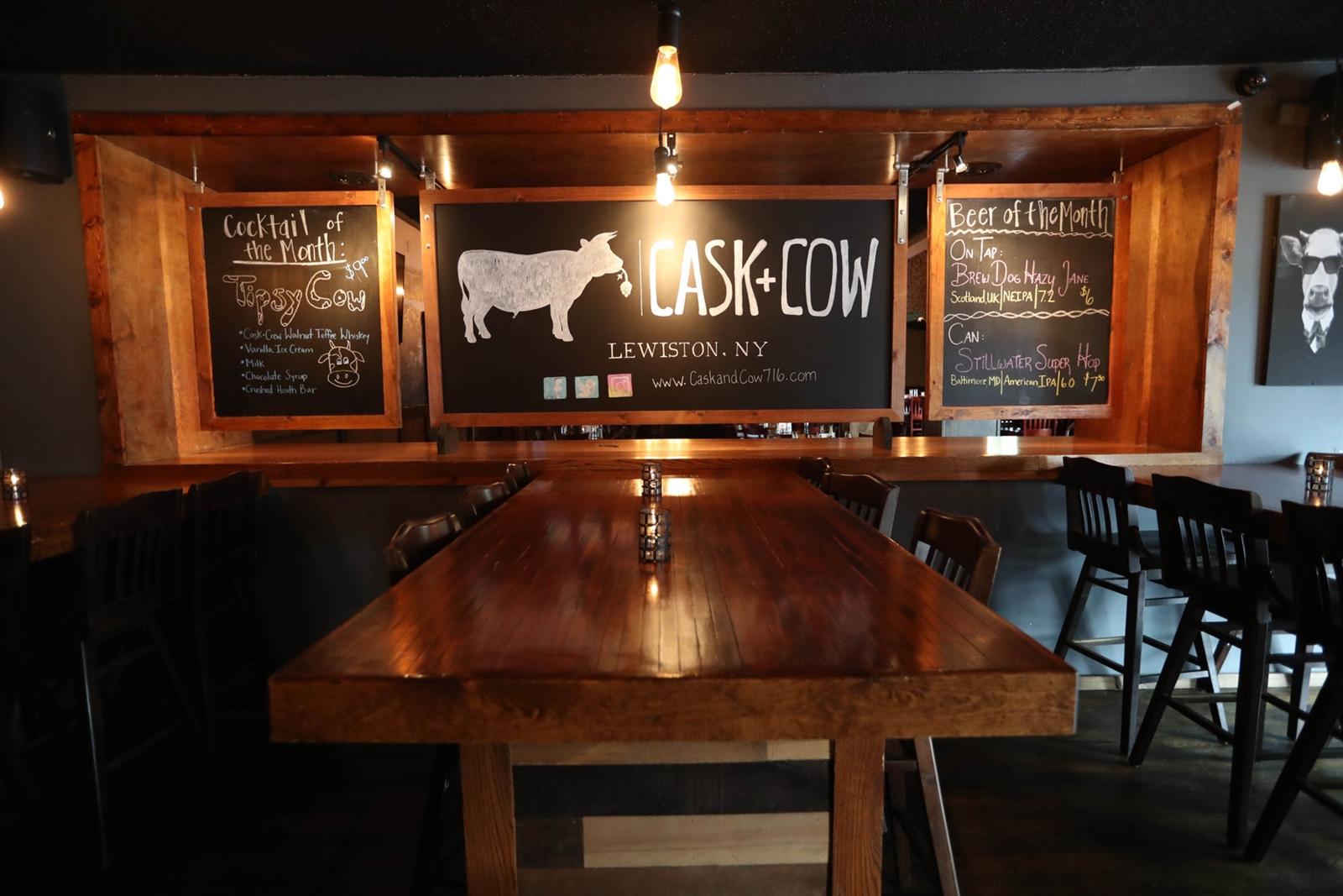Cask & Cow