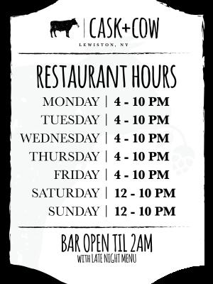 Cask Hours